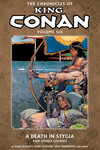 Chronicles of King Conan Volume 6 TPB: A Death in Stygia and Other Stories