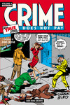 Crime Does Not Pay Archives Volume 8 HC