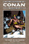 Chronicles of Conan Volume 29 TPB: The Shape in the Shadow and Other Stories