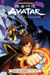 Avatar: The Last Airbender Volume 12 TPB - Smoke and Shadow Part Three