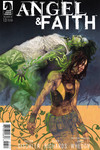 Angel and Faith: Season Ten #13 (Scott Fischer cover)