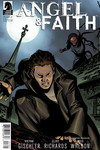 Angel and Faith: Season Ten #13 (Mike Norton and Mark Englert variant cover)