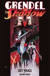 Grendel vs. The Shadow HC