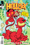 Itty Bitty Hellboy: The Search for the Were-Jaguar #2