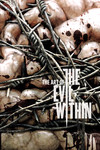 Art of the Evil Within HC - nick & dent