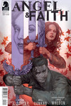 Angel and Faith: Season Ten #19 (Scott Fischer cover)