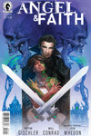 Angel and Faith: Season Ten #24 (Scott Fischer cover)