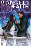 Angel and Faith: Season Ten #25 (Scott Fischer cover)