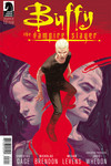 Buffy the Vampire Slayer: Season Ten #12 (Steve Morris cover)