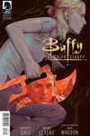 Buffy the Vampire Slayer: Season Ten #23 (Steve Morris cover)