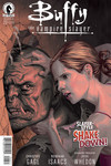 Buffy the Vampire Slayer: Season Ten #26 (Steve Morris cover)