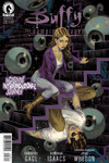 Buffy the Vampire Slayer: Season Ten #28 (Steve Morris cover)