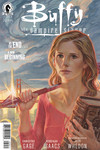 Buffy the Vampire Slayer: Season Ten #30 (Steve Morris cover)