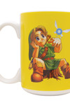 Legend of Zelda: Ocarina of Time - Li'l Link Mug
