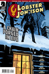 Lobster Johnson: A Chain Forged in Life One-Shot