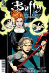 Buffy the Vampire Slayer: Season Ten #17 (Rebekah Isaacs variant cover)