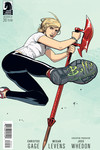 Buffy the Vampire Slayer: Season Ten #20 (Rebekah Isaacs variant cover)