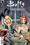 Buffy the Vampire Slayer: Season Ten #22 (Rebekah Isaacs variant cover)