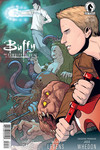 Buffy the Vampire Slayer: Season Ten #24 (Rebekah Isaacs variant cover)