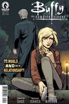 Buffy the Vampire Slayer: Season Ten #28 (Rebekah Isaacs variant cover)