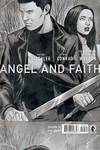 Angel and Faith: Season Ten #24 (Mike Norton variant cover)