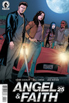 Angel and Faith: Season Ten #25 (Mike Norton variant cover)