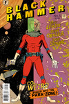 Black Hammer #5 (Jeff Lemire variant cover)