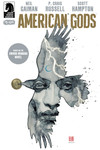 American Gods: Shadows #1 (David Mack variant cover)