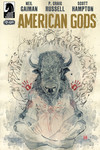 American Gods: Shadows #7 (David Mack Variant Cover)