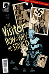 Visitor: How and Why He Stayed #4