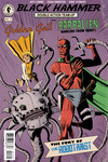 Black Hammer #11 (Jeff Lemire Variant Cover)