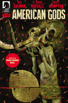 American Gods: Shadows #1 (Dave McKean variant cover)
