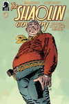Shaolin Cowboy: Who'll Stop the Reign? #1 (Frank Miller Variant Cover)