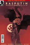 Rasputin: The Voice of the Dragon #1 (Mike Mignola Variant Cover)