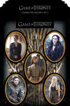 Game of Thrones Magnet Set: Characters 3