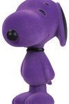 5.5'' Snoopy Flocked Vinyl Figure - Orchid