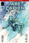 Abe Sapien #31 (David Mack variant cover)