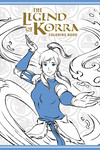Legend of Korra Coloring Book TPB