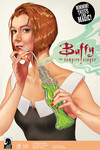 Buffy the Vampire Slayer: Season Eleven #5 (Steve Morris cover)