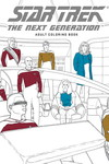 Star Trek: The Next Generation Adult Coloring Book