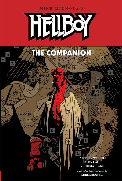 Hellboy: The Companion TPB