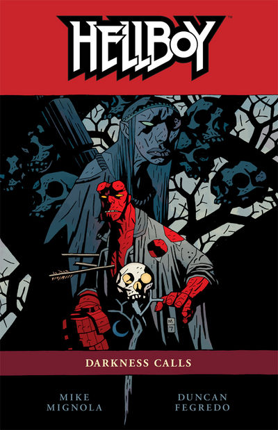 Hellboy, v. 8: Darkness Calls cover