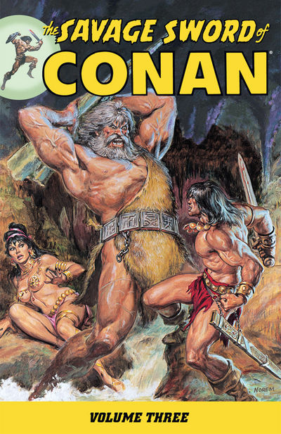 conan the barbarian comic. Savage Sword of Conan