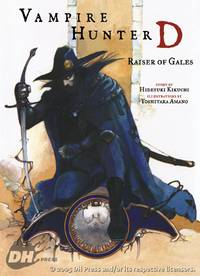 Vampire Hunter D Volume 2: Raiser of Gales (Novel)