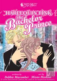 Harlequin Pink: The Bachelor Prince TPB