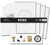DHorse Deluxe Stationery Exotique: Mike Mignola's B.P.R.D.