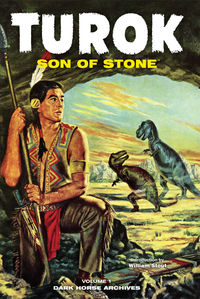Turok, Son of Stone Archives Volume 1 HC