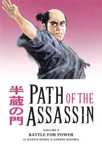 Path of the Assassin Volume 9: Battle for Power part 1