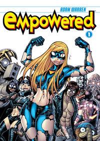 Sexy, Superhero Comedy: Interview with Adam Warren 06/11/09