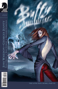 Buffy the Vampire Slayer: Season Eight #3 (First Printing)